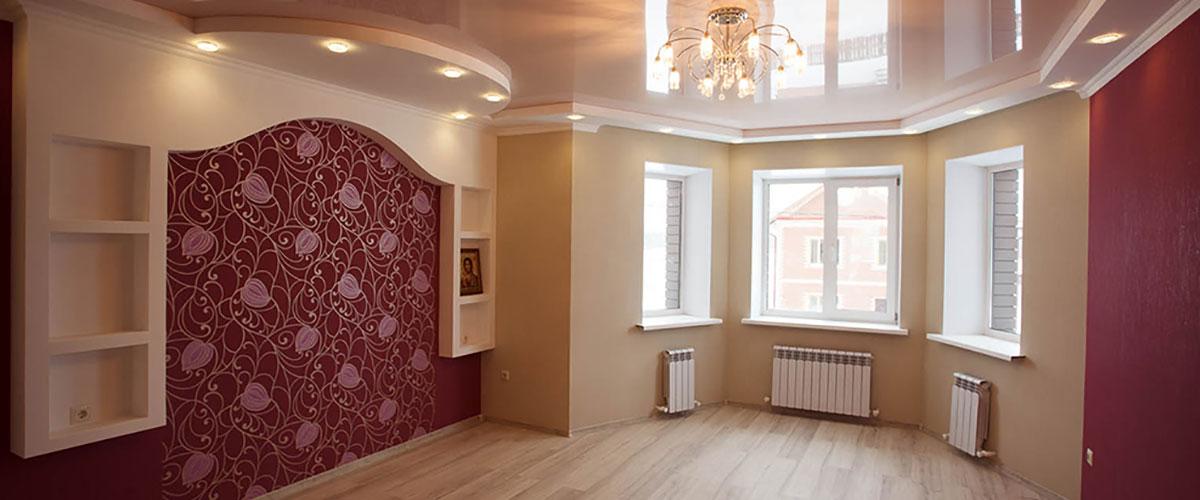 Посмотреть готовые ремонты квартир